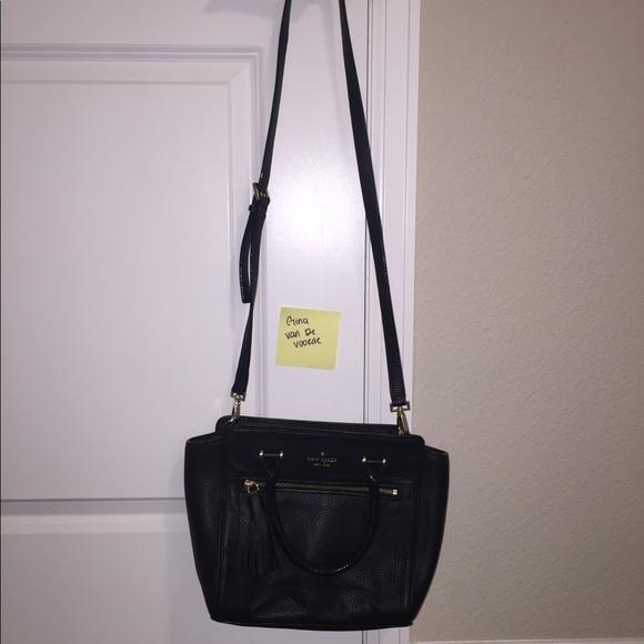 kate spade Handbags - NWT Kate Spade leather crossbody bag